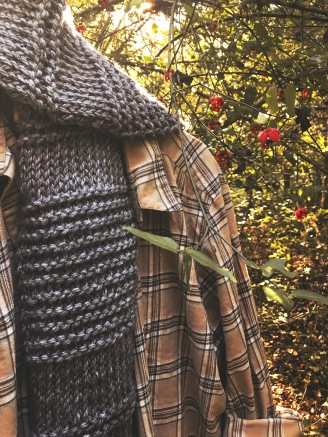 Free Pattern: the Earl Grey Scarf – Yarn and Thyme